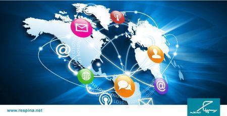 فرصتهای ارتباطی ایجاد شده توسط اینترنت