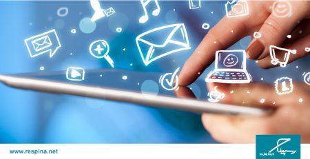 روشهای اتصال به اینترنت