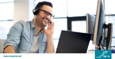 اهمیت کیفیت صدای HD در تلفن ثابت سازمانی نکسفون