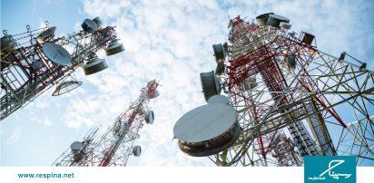 سرویس پهنای باند اختصاصی رسپینا